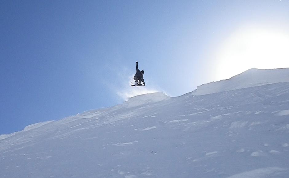 Kirkwood Snowboarding